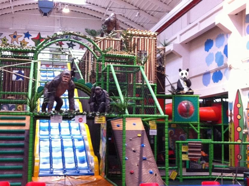 6978c397c Advent a Vánoční Svátky v zábavních centrech BONGO BRNO, TONGO ...
